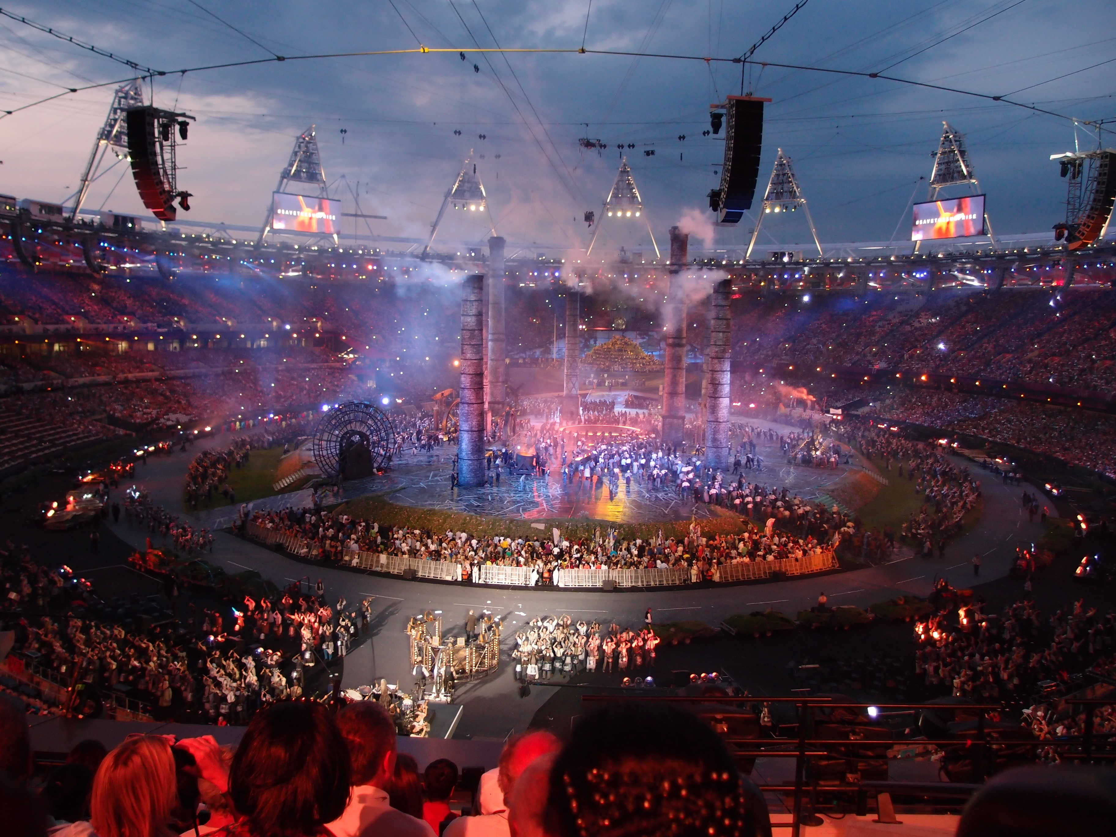 National Flag and Display has been selected to produce the Protocol Flags for the London 2012 Olympic Opening Ceremonies!