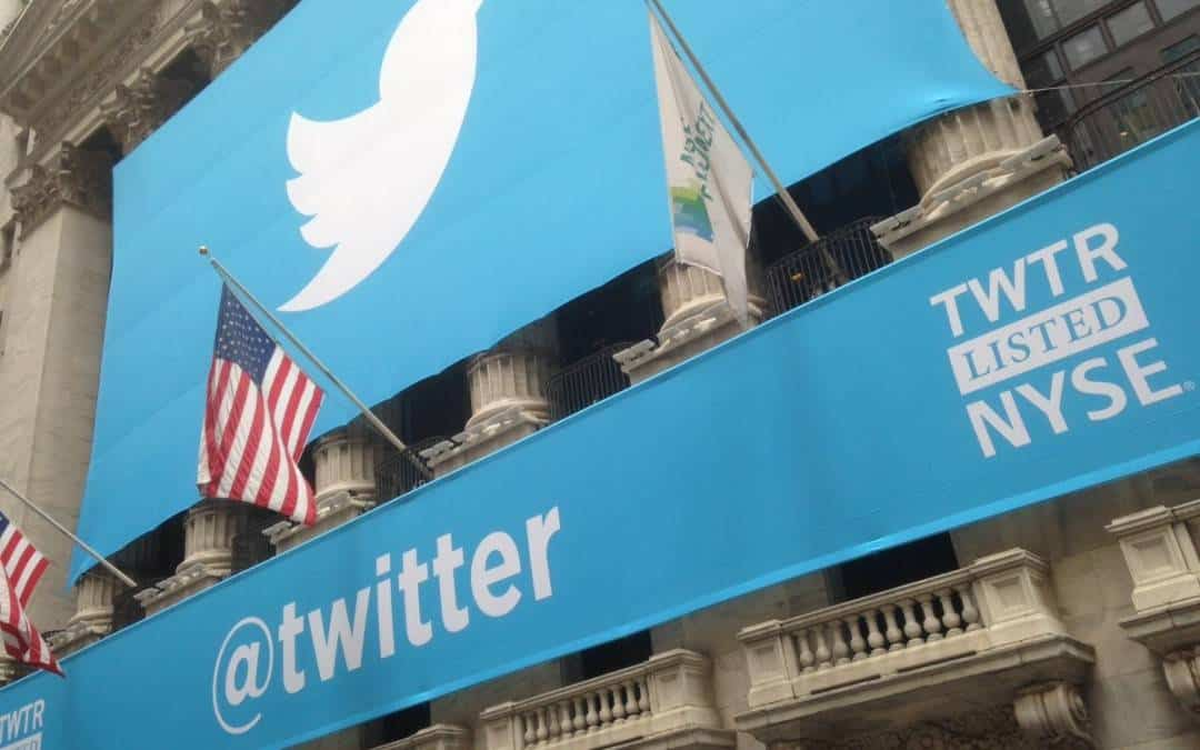 National Flag & Banner produces custom banners for New York Stock Exchange TWITTER IPO