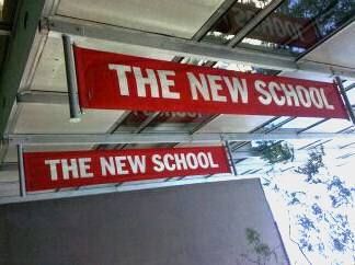 The New School - Custom Banners, Step & Repeat Banners, Flags, Displays made by National Flag & Display (New York, NY)