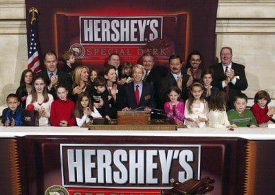 Hershey - Custom Banners and Step & Repeat Banners manufactured by National Flag & Display (New York, NY)