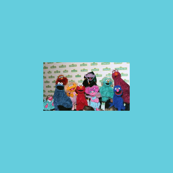 National Flag & Display produces the Step and Repeat Back Drop for Sesame Street and HBO.
