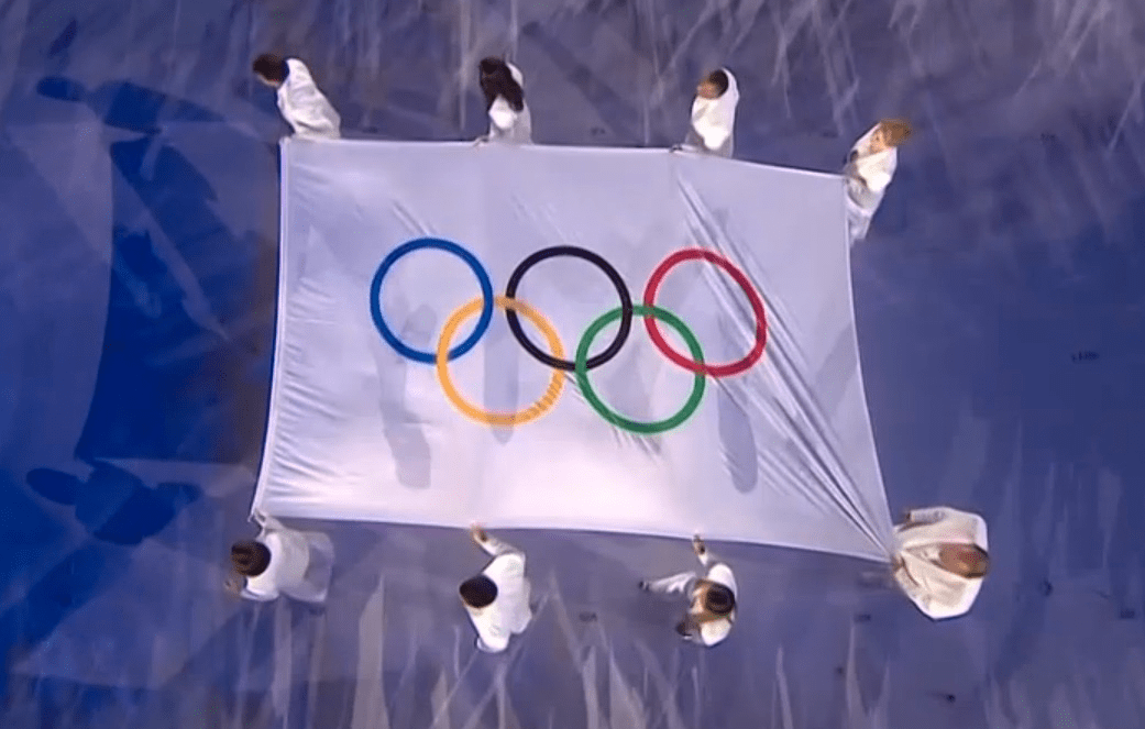"2016 Rio Olympics ""Opening Ceremony Flag"" by National Flag & Display"